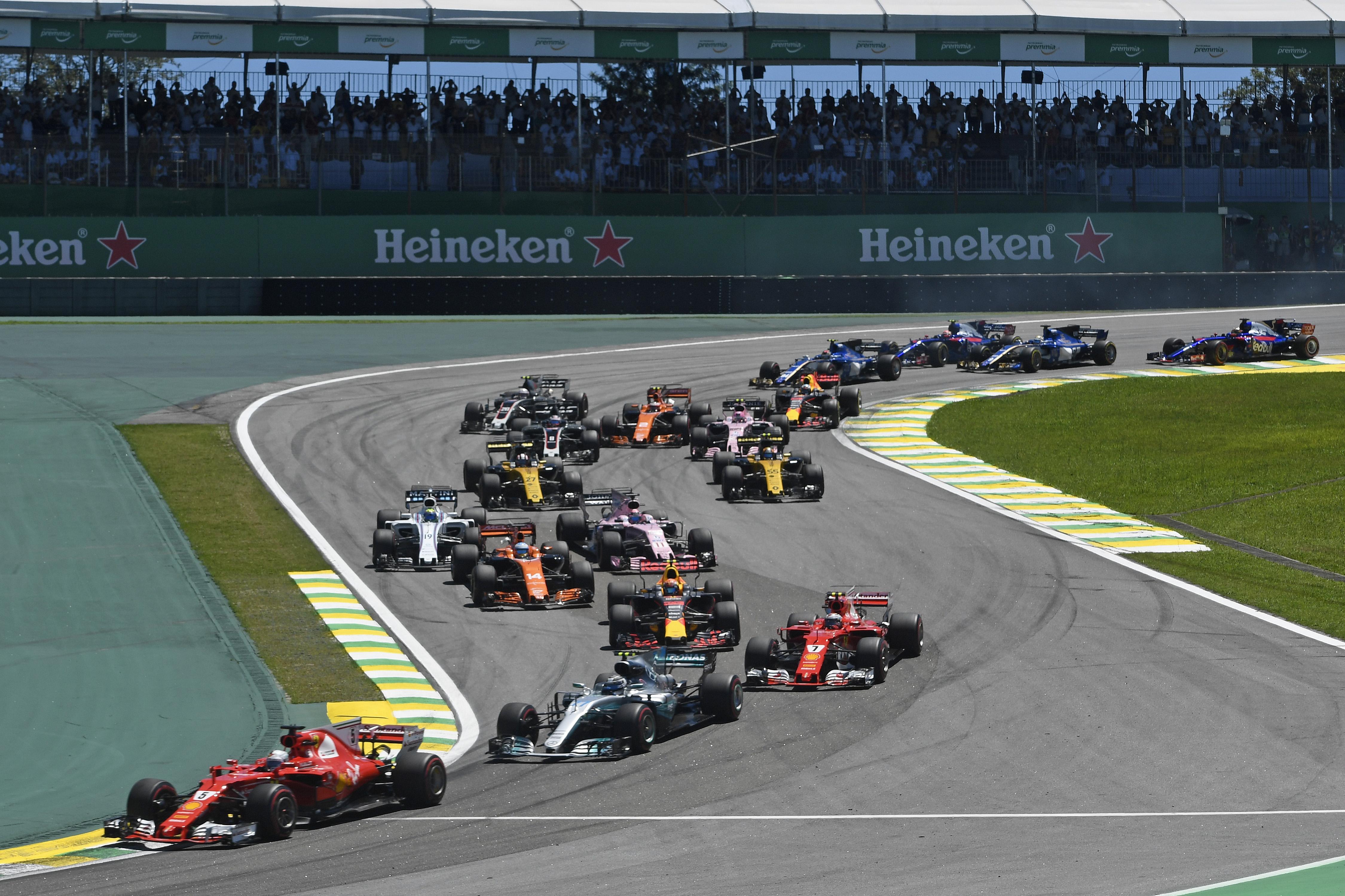 F1 - 2018 BRAZILIAN GRAND PRIX