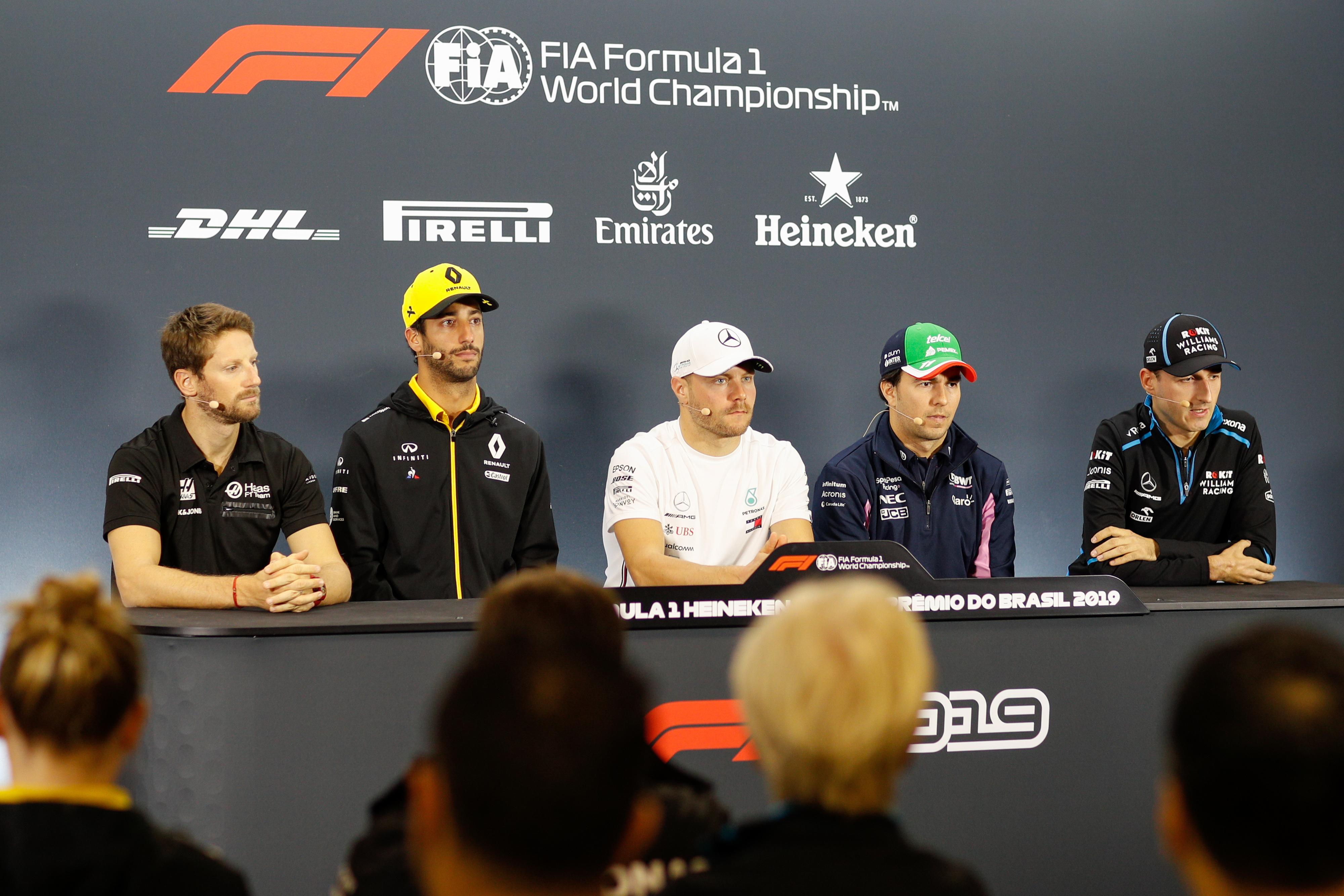 F1   Grand Prix du Brésil 2019   Conférence de presse du Jeudi (en