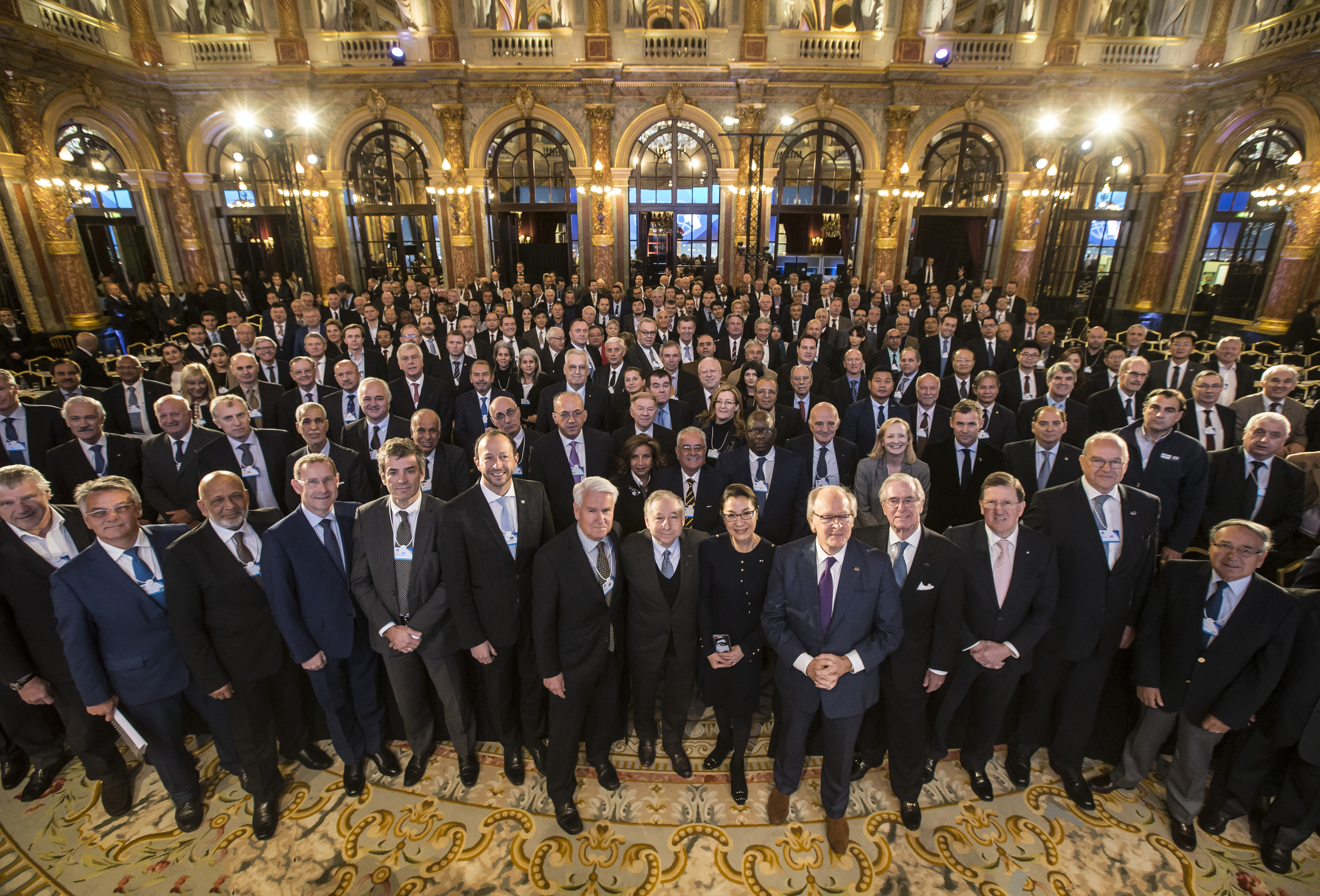Jean Todt re-elected FIA President for a third term at FIA General ...
