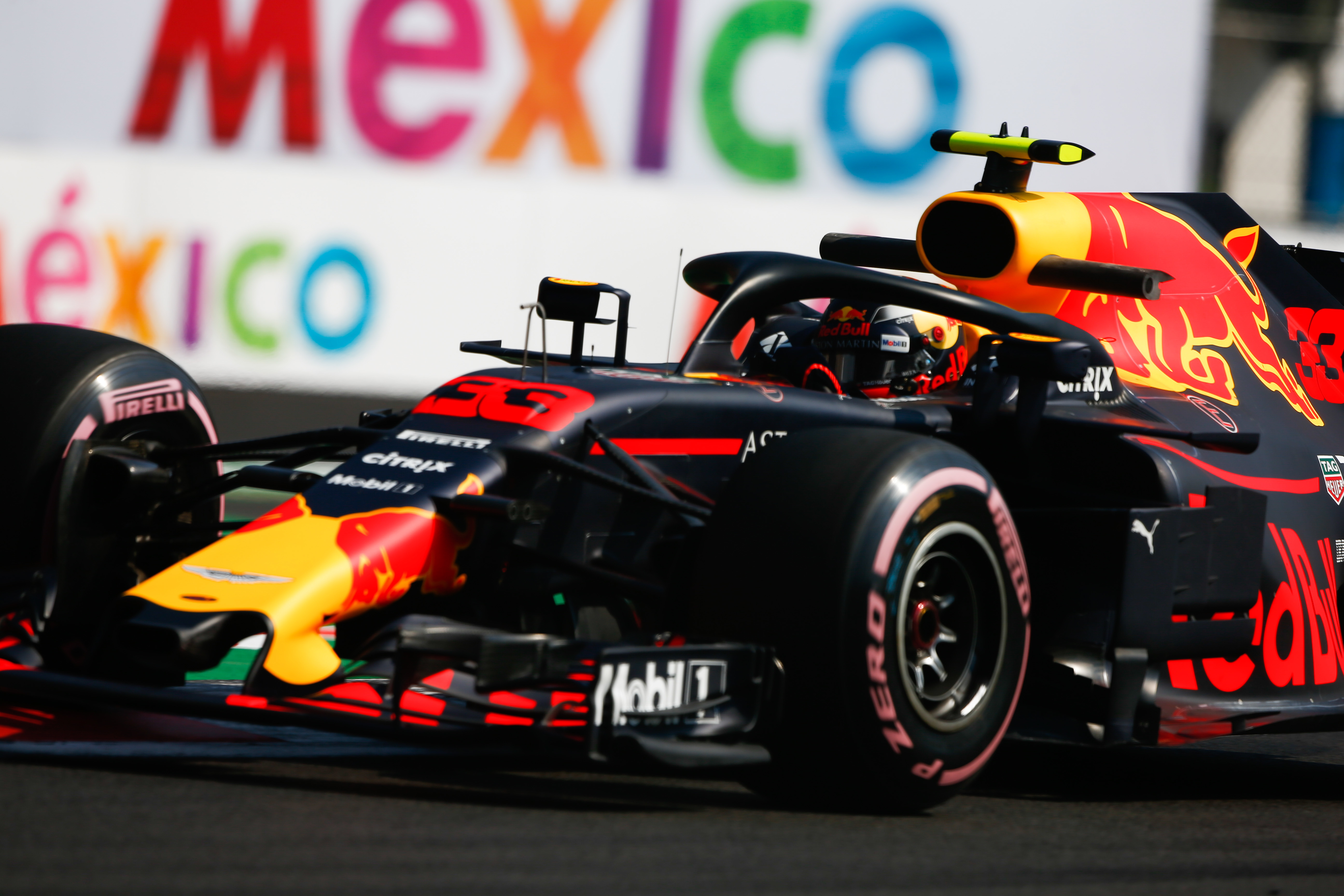 60af4326877 F1 – Red Bulls top opening practice for Mexican Grand Prix ...