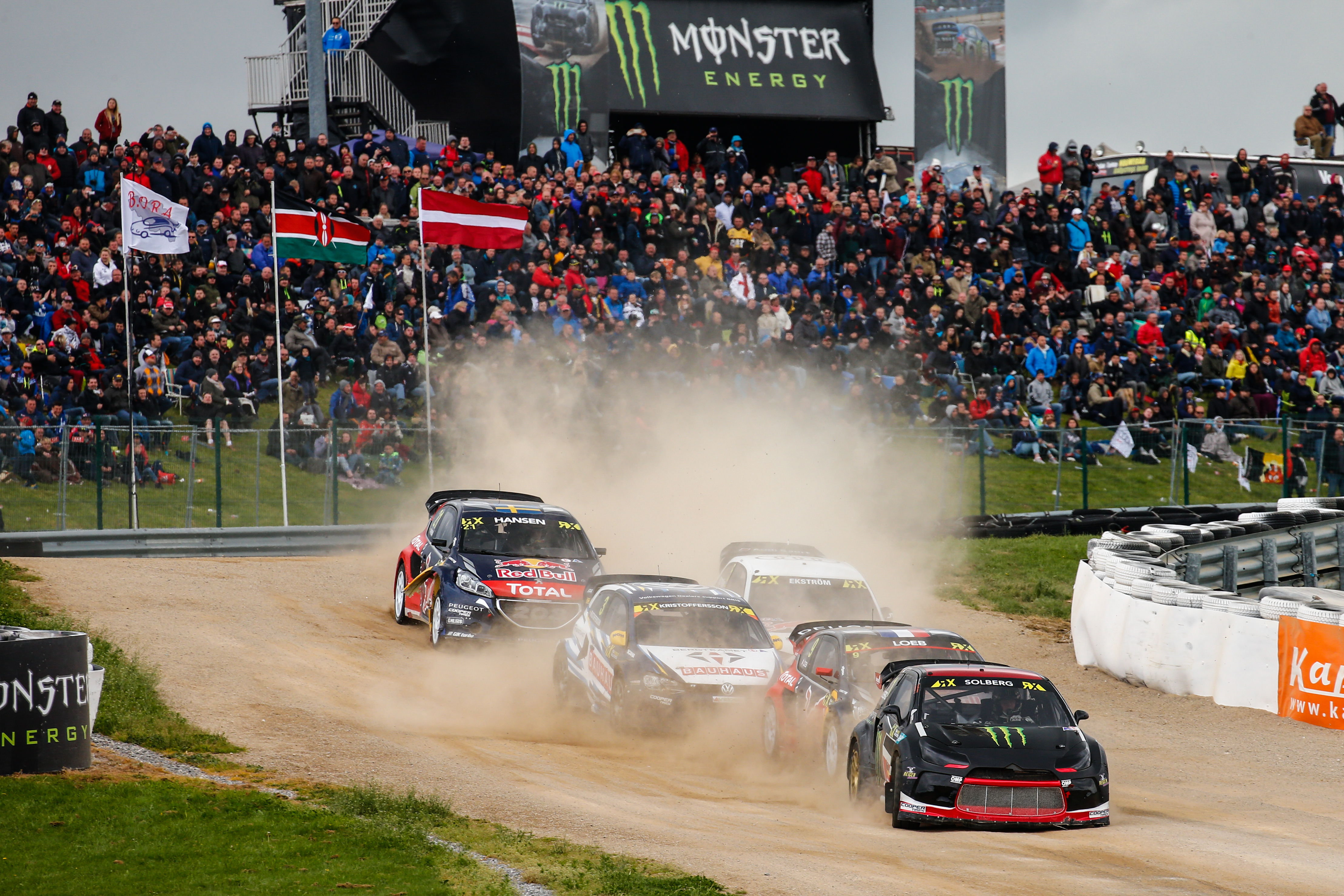 World RX - RX2 joins World RX for first timers world championship ...