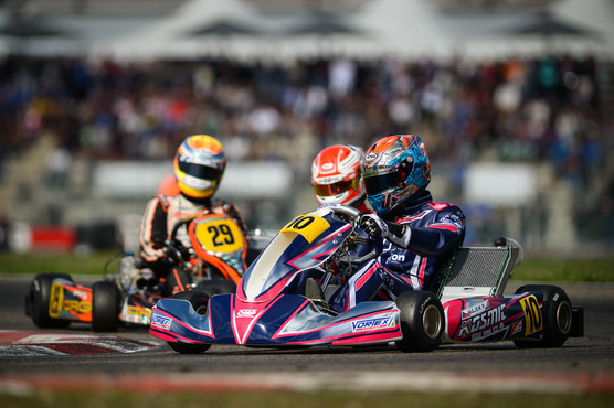 Fia Karting Record Already Beaten For The World Championship In