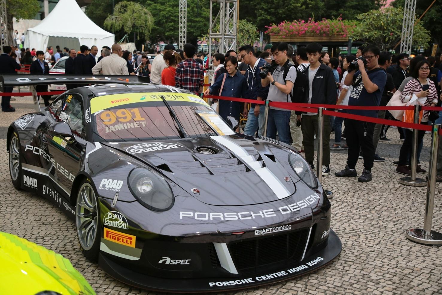 Macau GP week officially underway