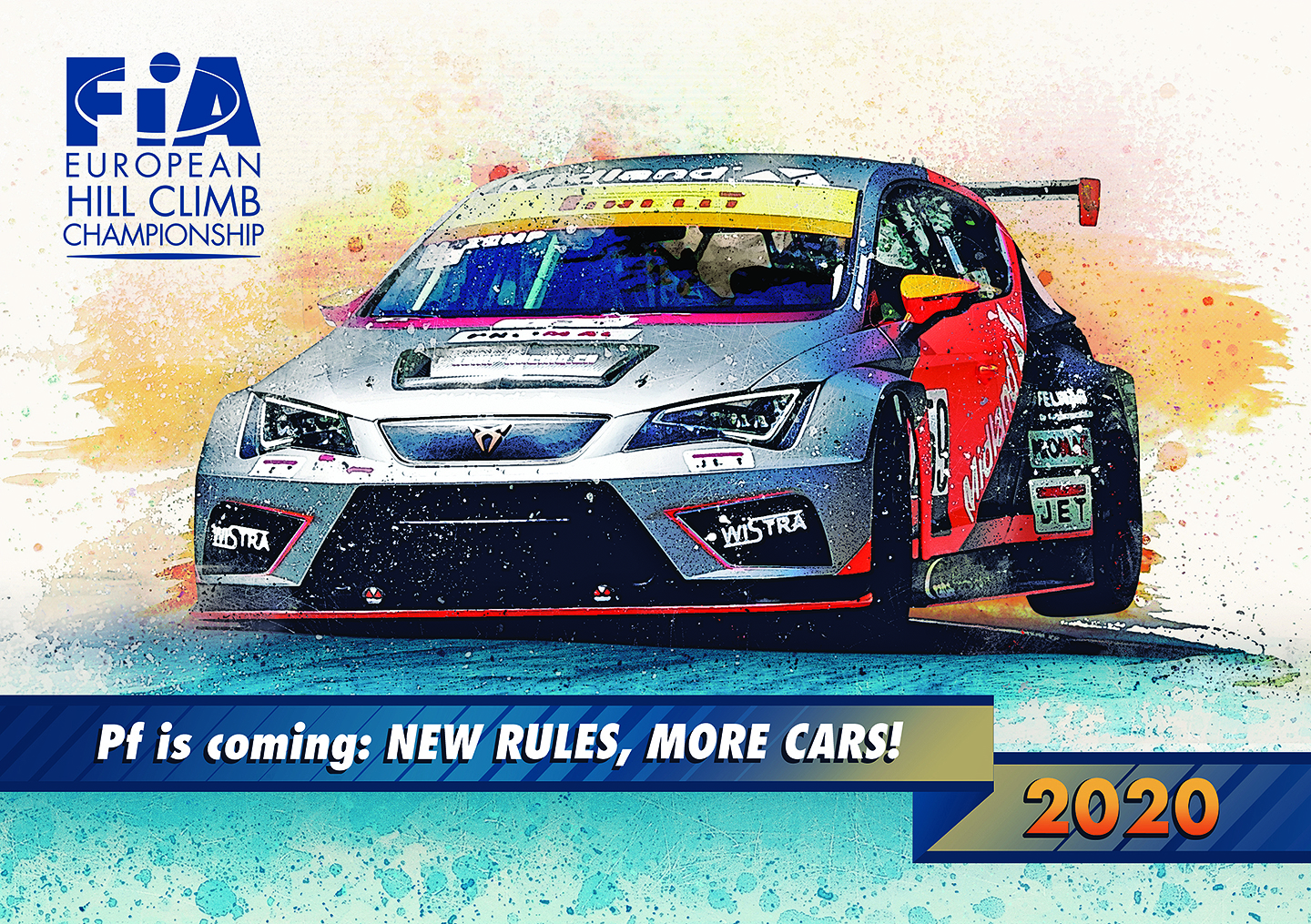2020 European Hill Climb Championship Opened To Special Touring Cars Federation Internationale De L Automobile
