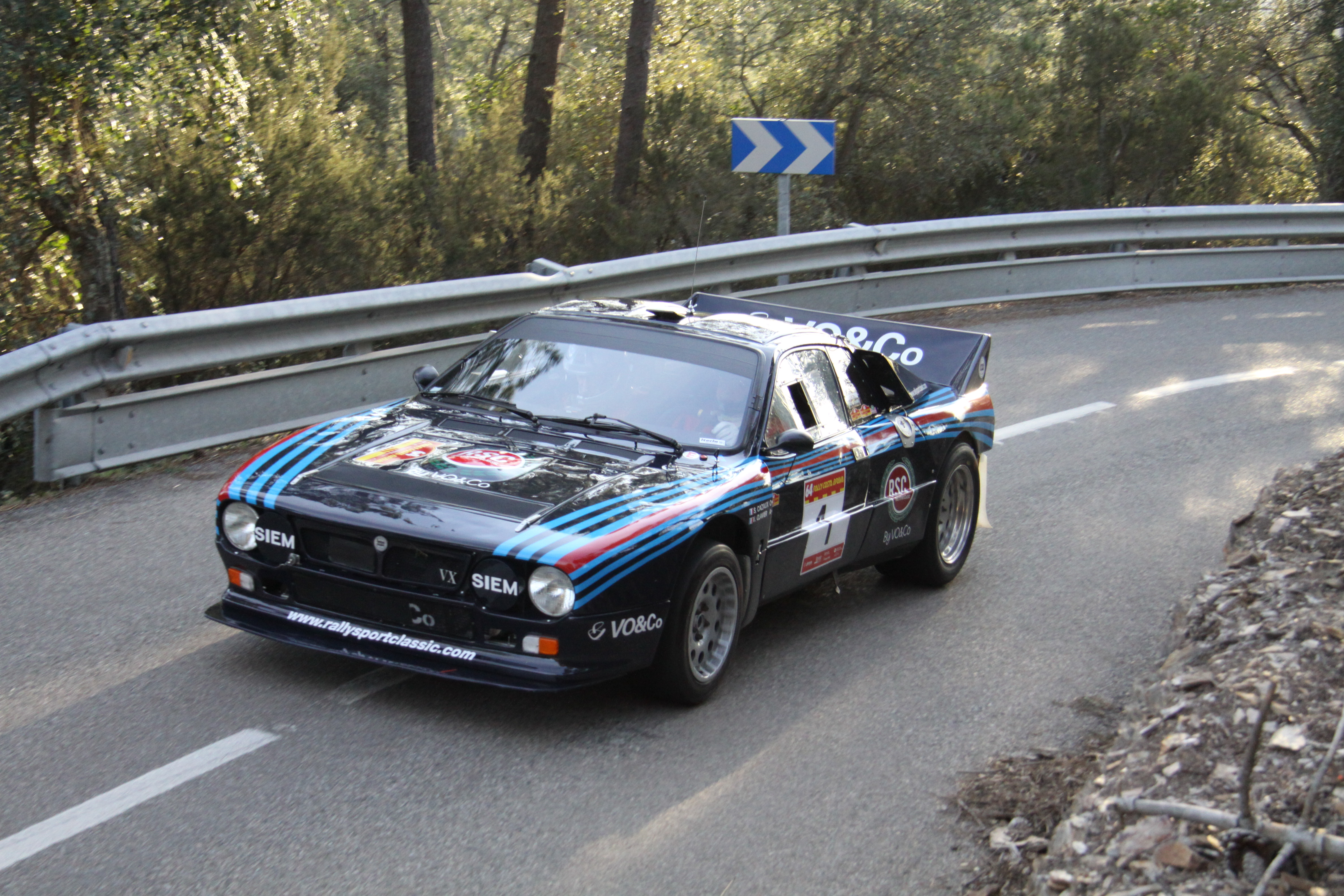 Changes set to boost 2017 FIA European Historic Rally Championship ...