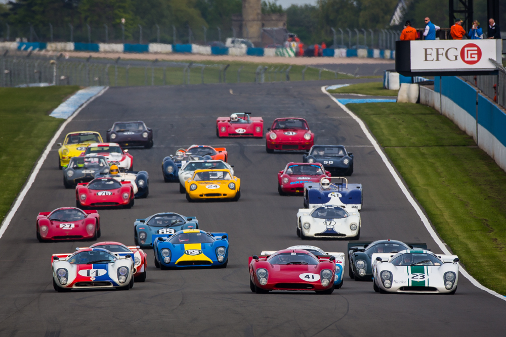 Masters 4 Hours set for spectacular launch at Donington ...