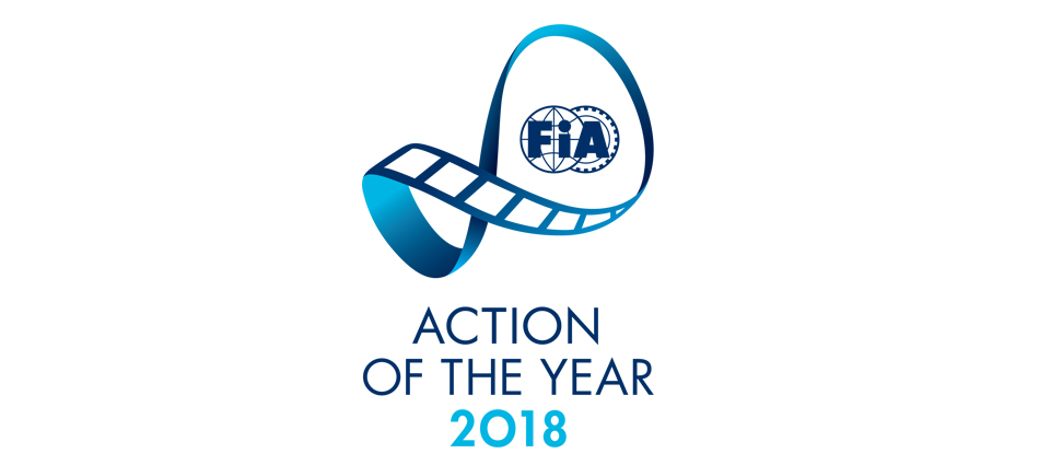 FIA Action of the Year 2018 Competition Opens