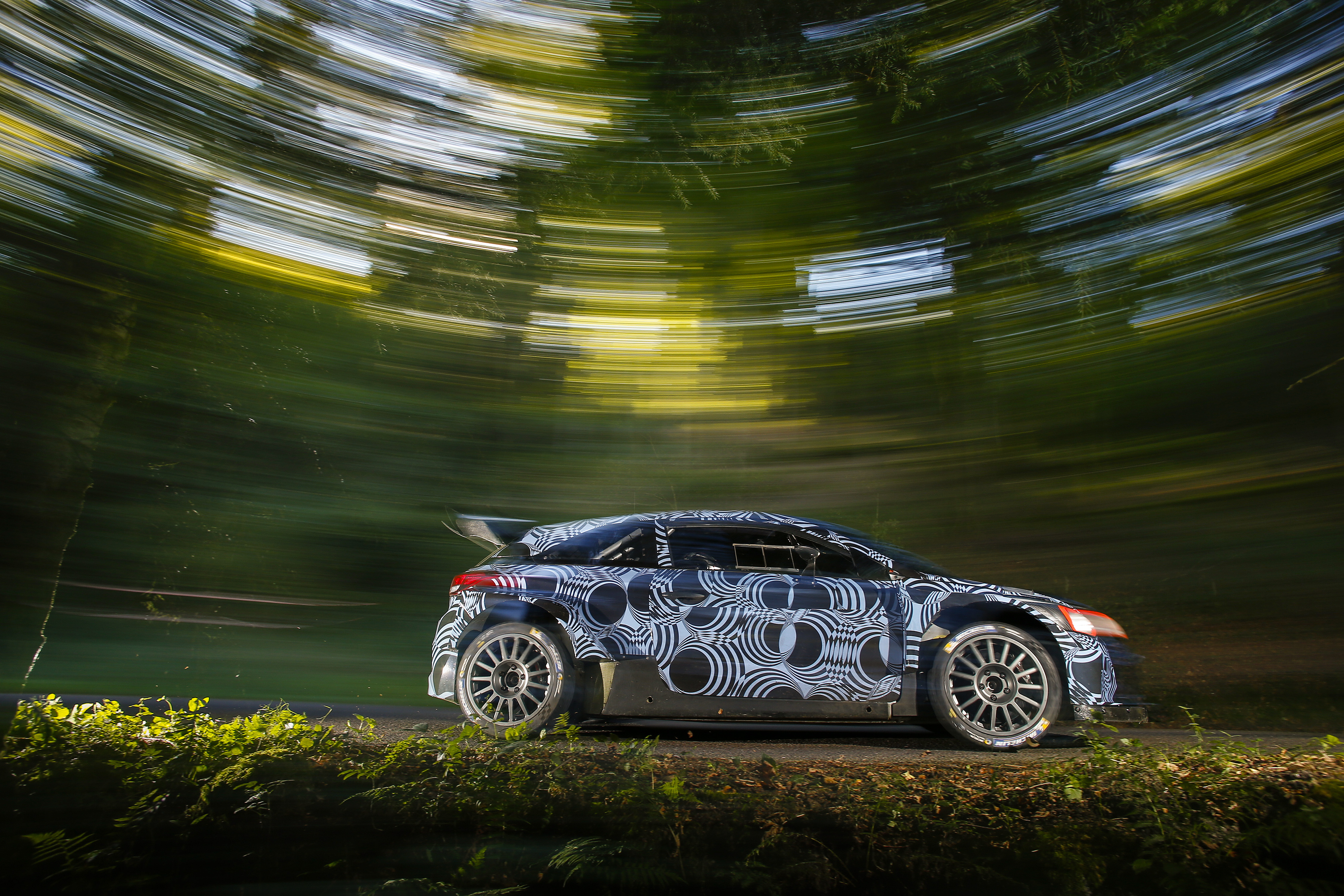 WRC The 2017 World Rally Car Technical Issues