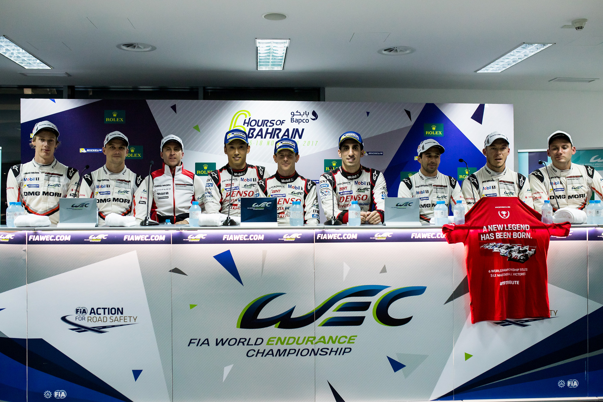 WEC, 6 Hours of Bahrain, Motorsport