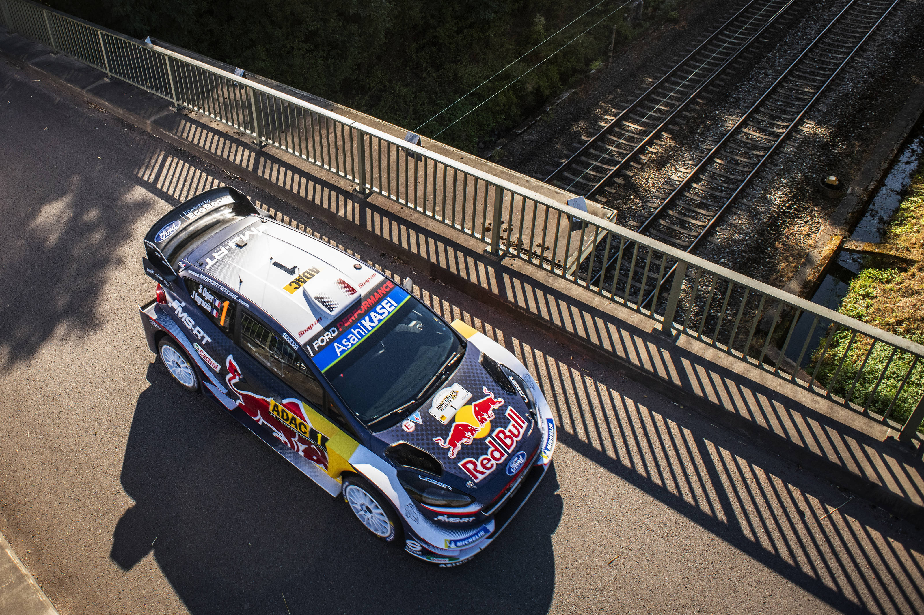 Racing, rally, car racing: a selection of news
