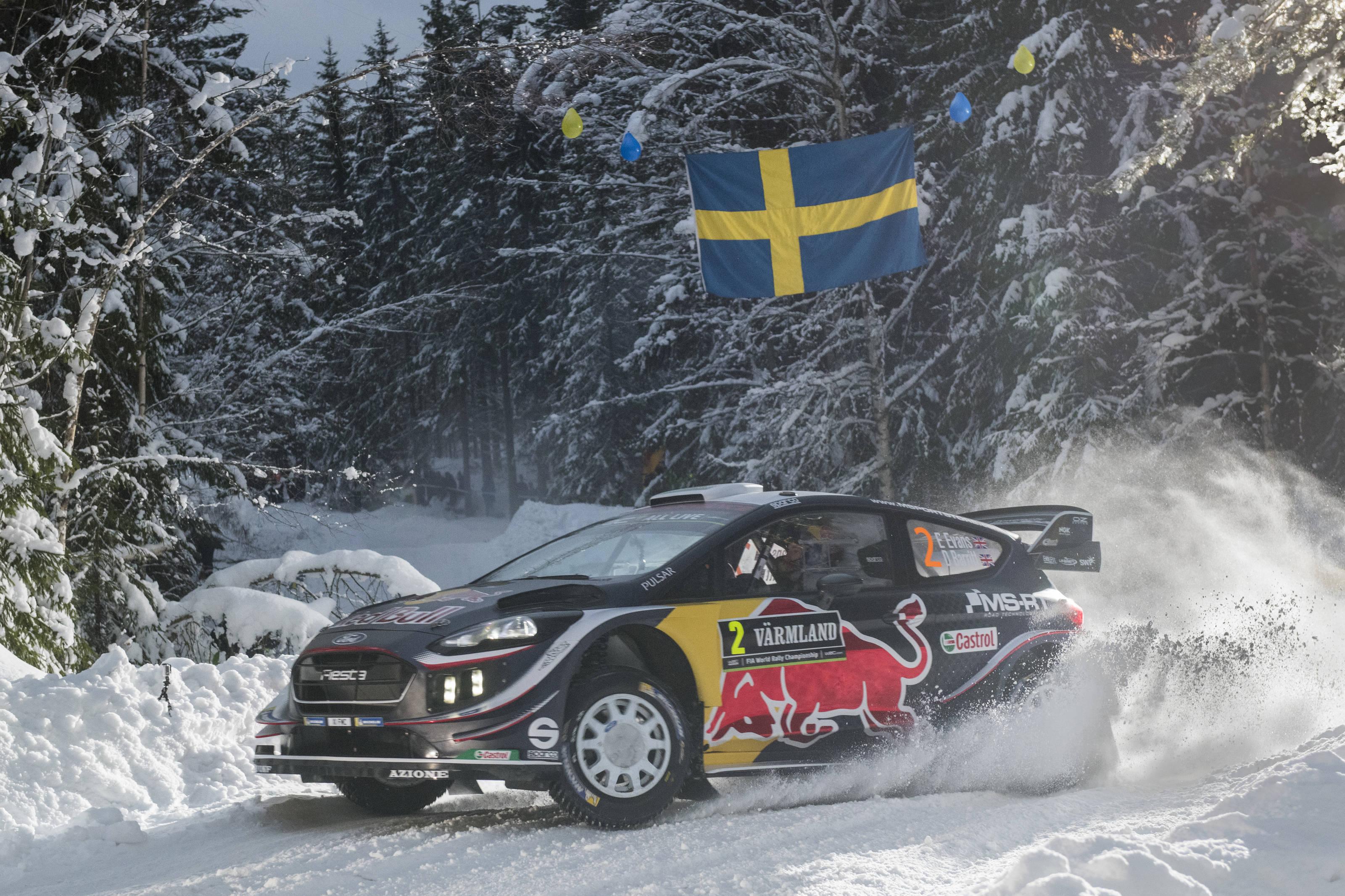 wrc 2018 rally sweden press conference federation internationale de l 39 automobile. Black Bedroom Furniture Sets. Home Design Ideas