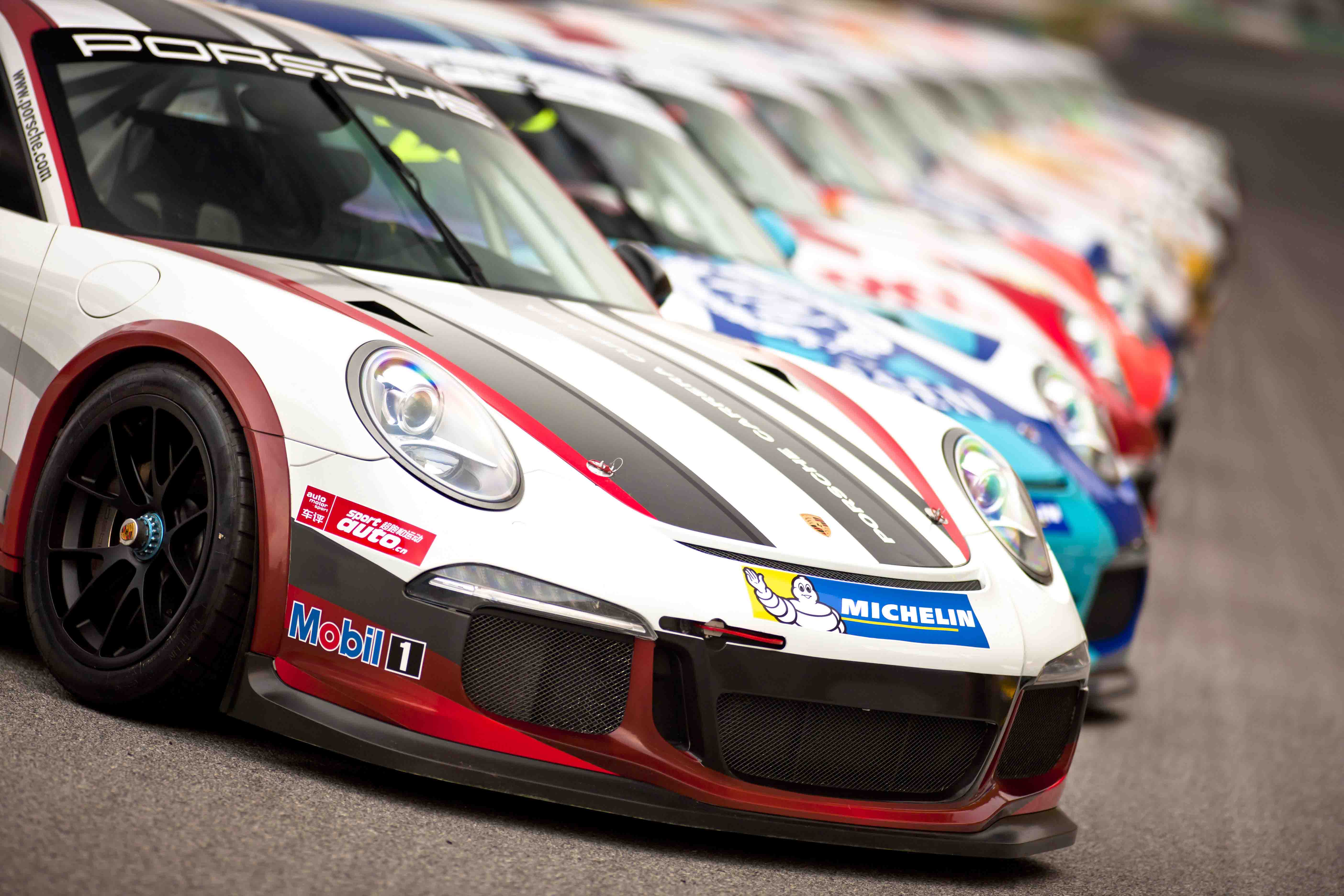 Porsche Carrera Cup Asia Preview Rounds 1 2 Federation