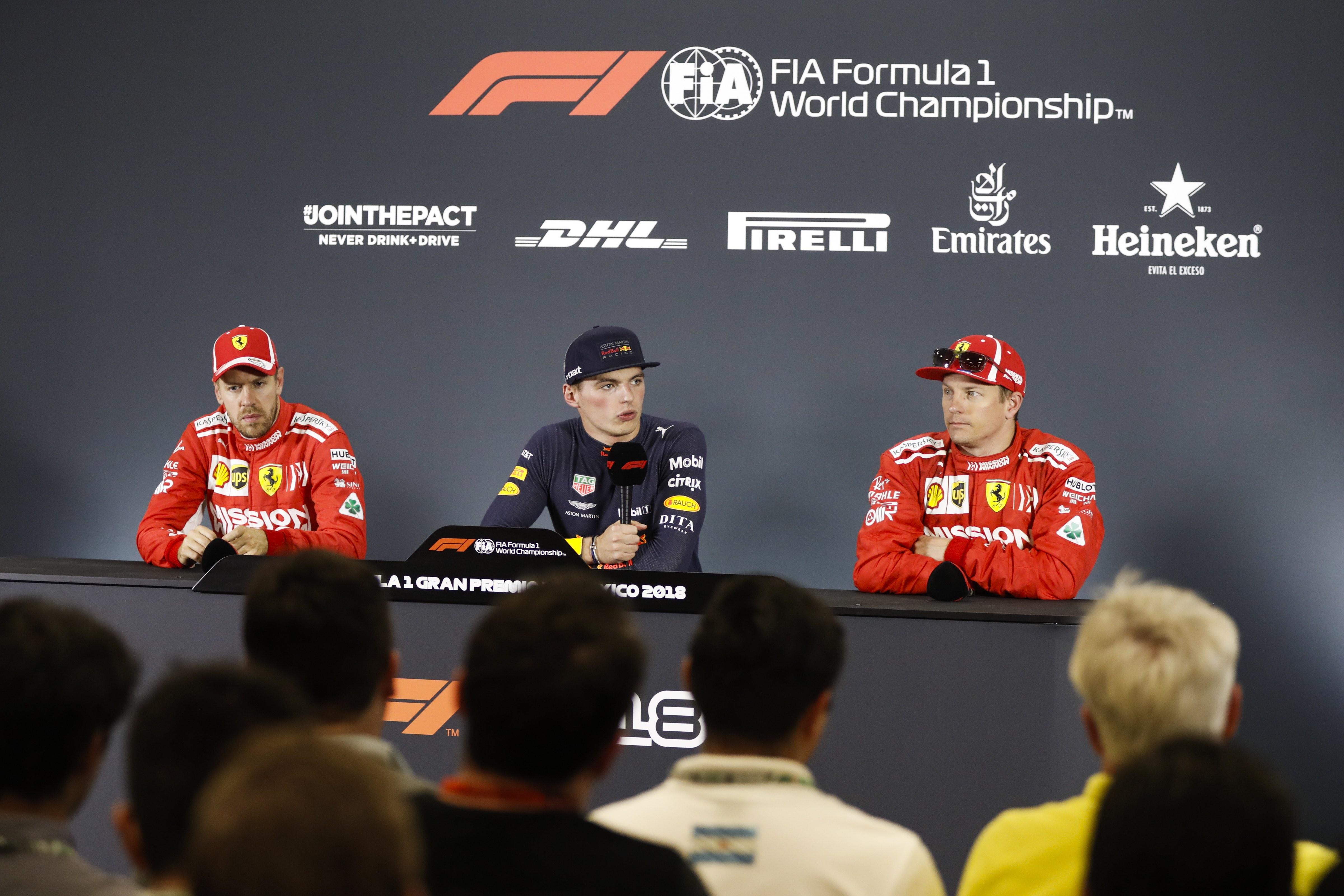 1d97b3128ab F1 - 2018 Mexican Grand Prix Sunday Press Conference Transcript ...