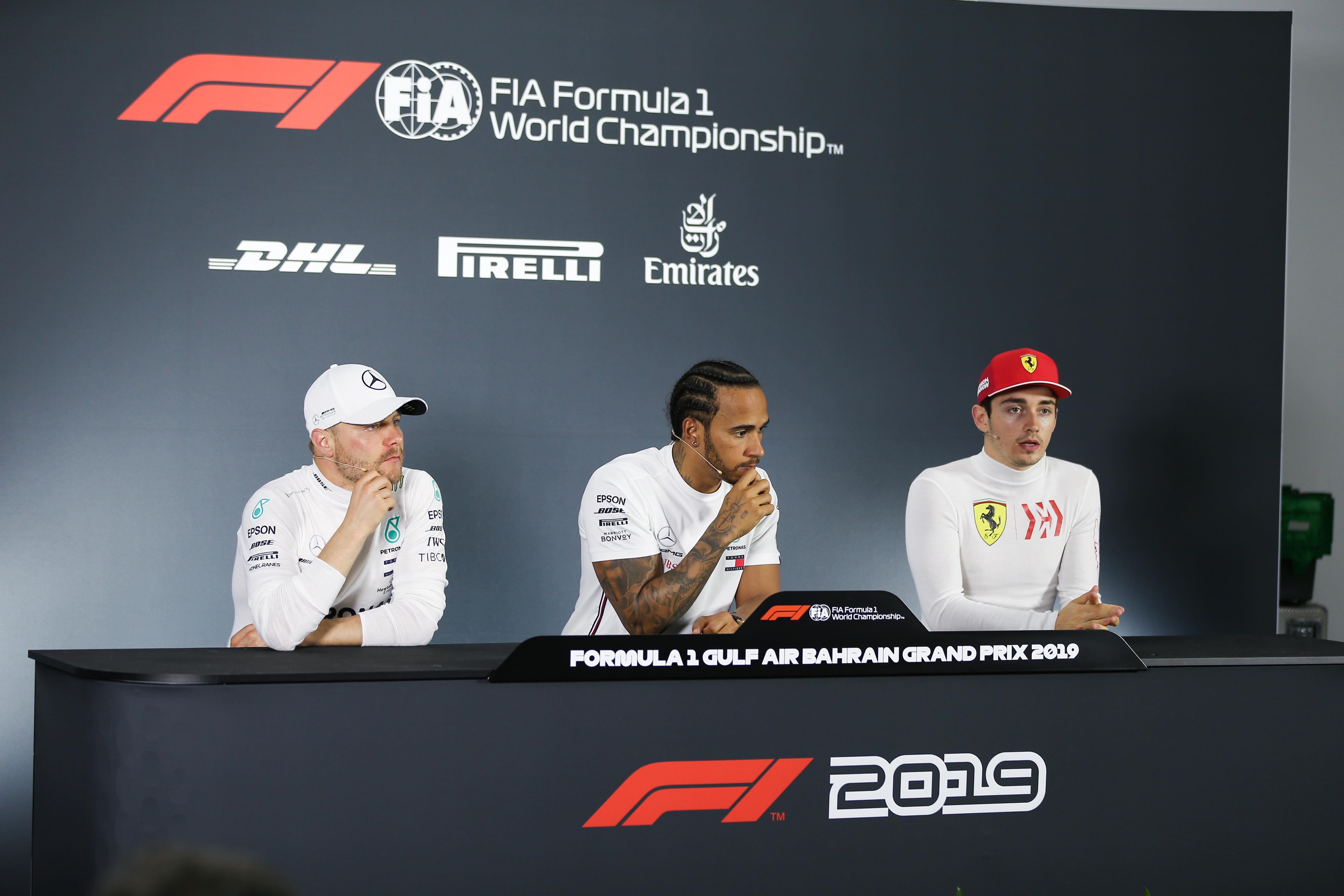 a0de6cb64284e F1 - 2019 Bahrain Grand Prix Sunday Press Conference Transcript ...