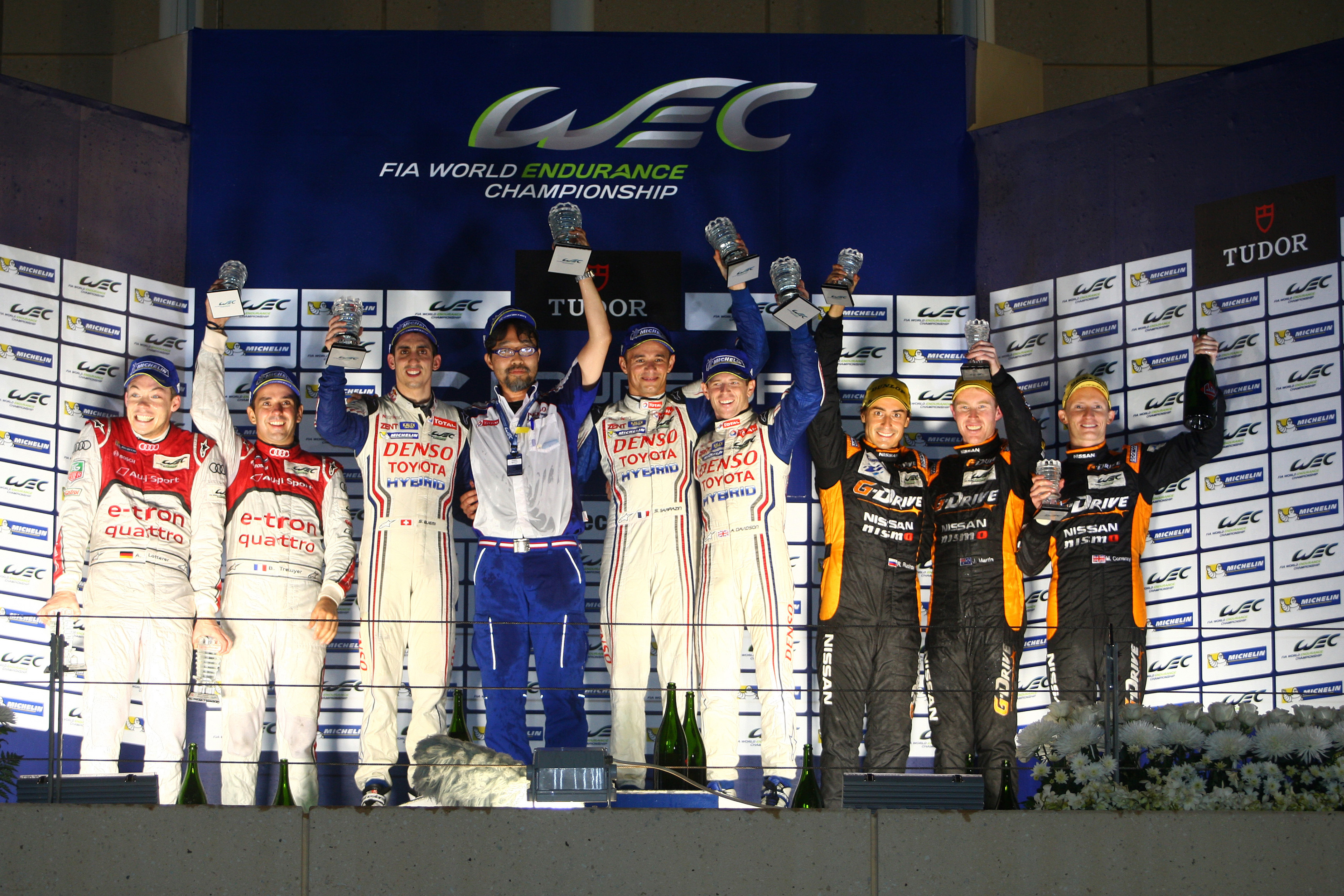 WEC 2013 season Highlights