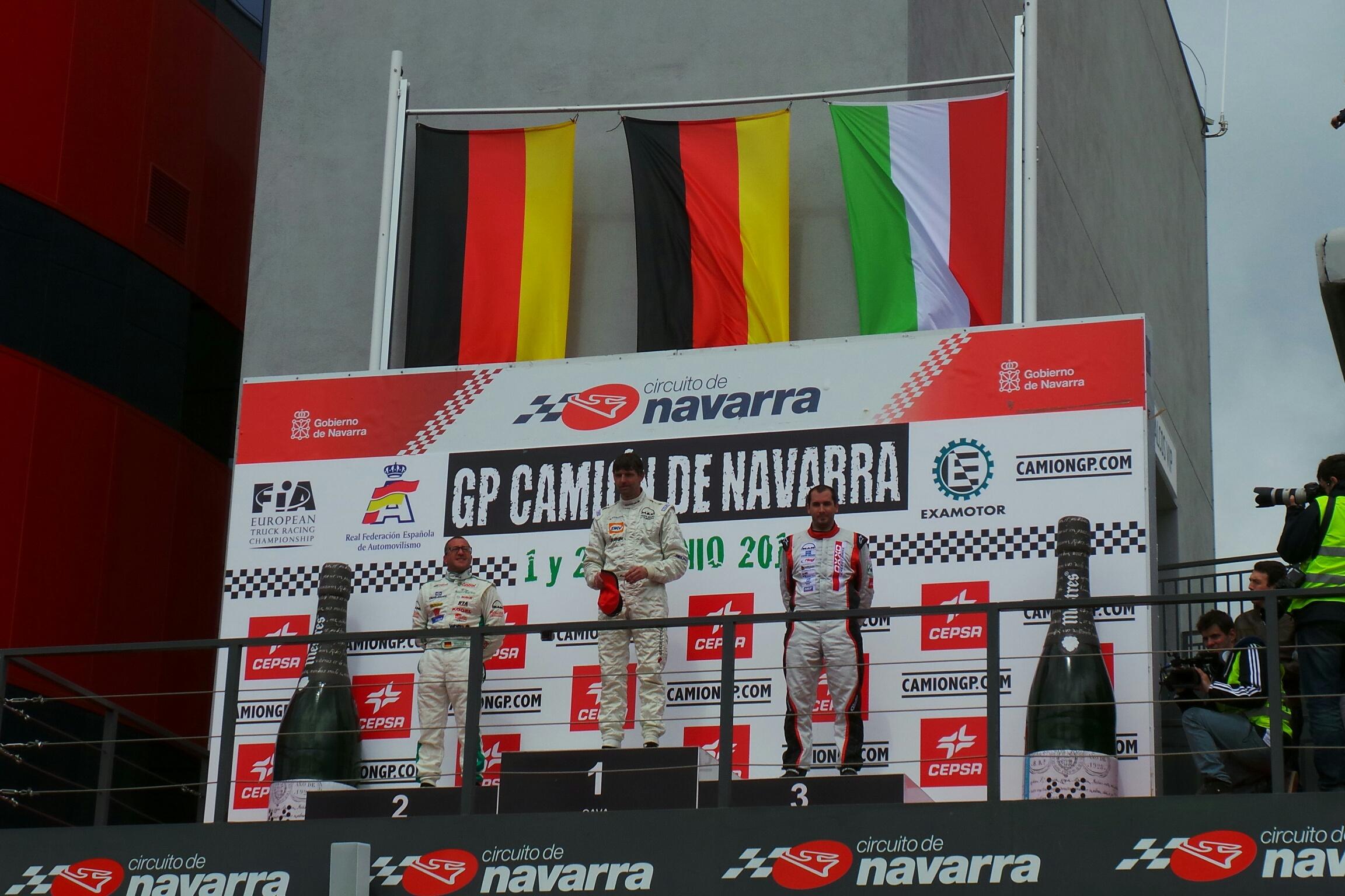 ETRC 2013 - Navarra