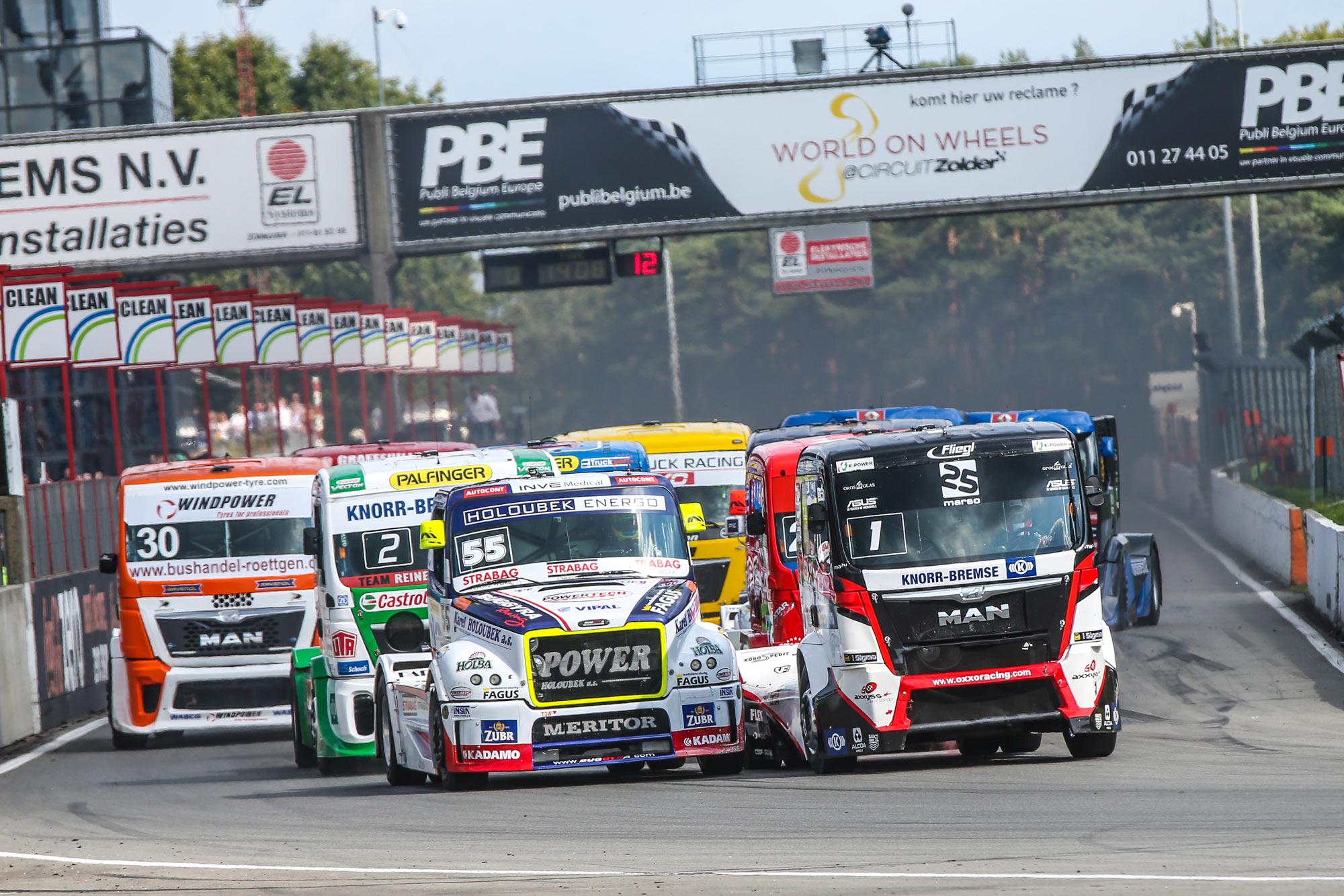 Belgian Truck Grand Prix Federation Internationale De Lautomobile