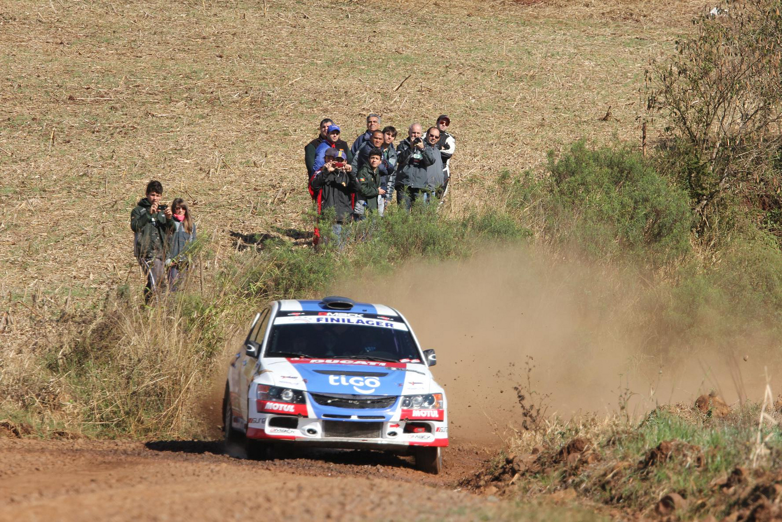 CODASUR 2013 - Rally de Erechim