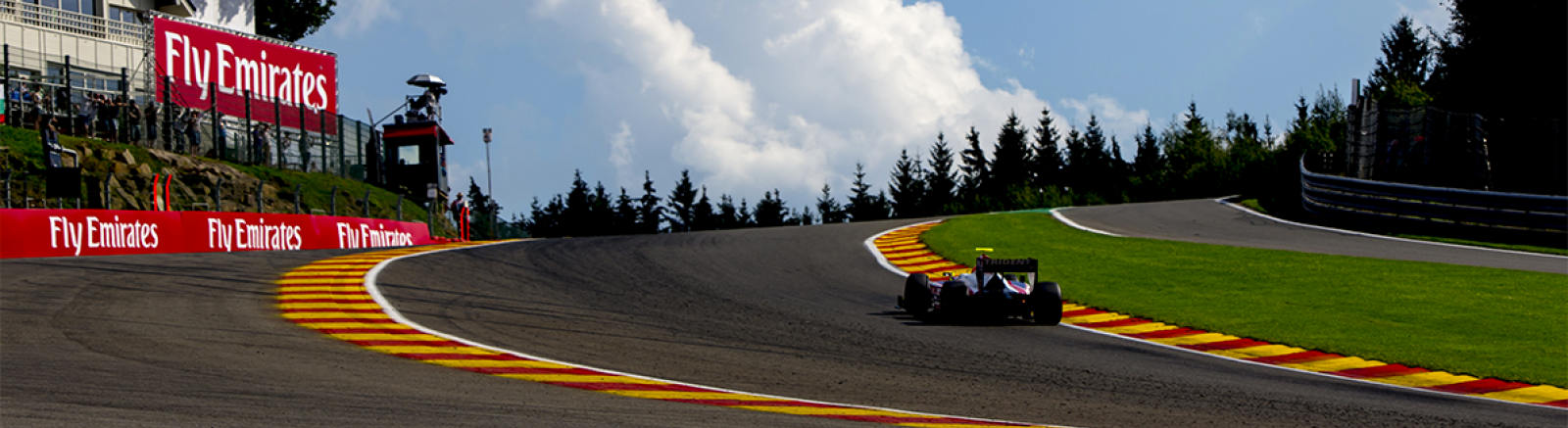Formula 2, F2, Motorsport, Spa-Francorchamps