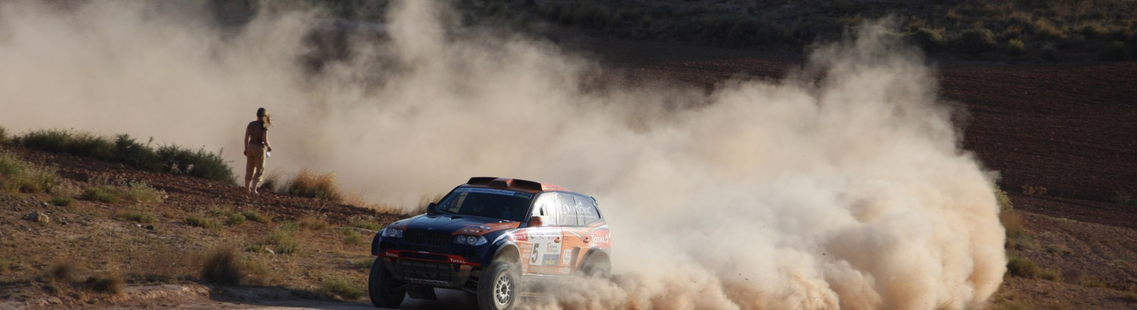World Cup for Cross Country Rallies