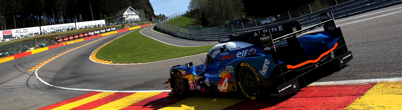 WEC, WEC 6 Hours of Spa-Francorchamps, Motorsport