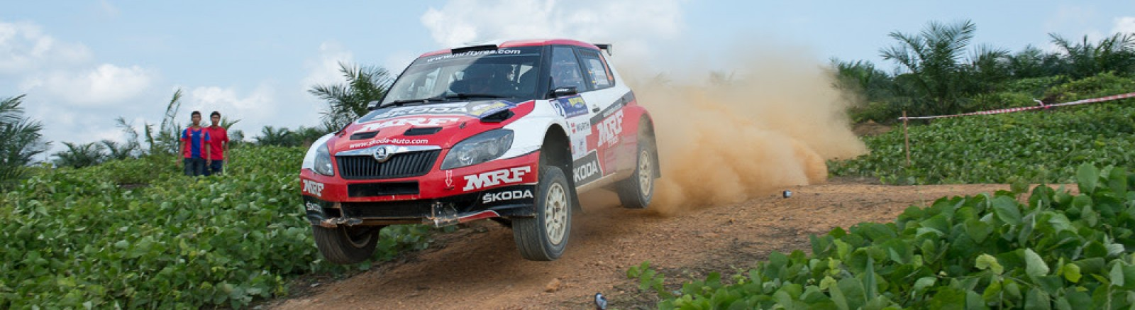 Asia Pacific Rally Championship