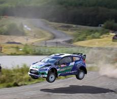 WRC 2012 - Wales Rally GB