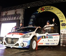 2015 ERC - Rally Liepaja