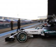 F1 2015 - Jerez Pre-Season Tests