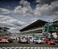 24 Heures of le Mans