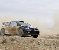 WRC 2015 Ogier Mexico