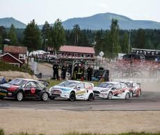 European Rallycross 2017