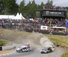 Rallycross of Germany
