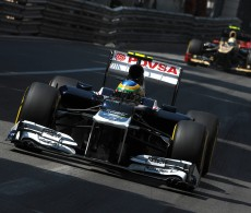 Senna, Williams - Silverstone