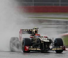 Romain Grosjean - Silverstone GP