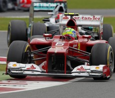 Felipe Massa - F1 - British GP