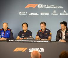 2018 Austrian GP Friday press Conference