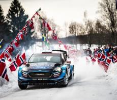 WRC Rally Sweden - Teemu Suninen / Marko Salminen
