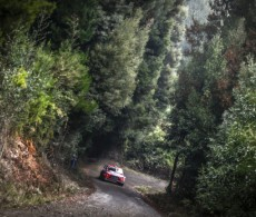 2019 - Rally Chile - Shakedown - A. Mikkelsen / A. Jaeger