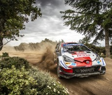 2021 WRC - Rally Italia Sardegna - S. Ogier/J. Ingrassia (DPPI Photo)
