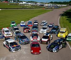 World RX, Rallycross of Great Britain, motorsport, FIA