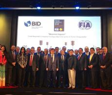 IDB, road safety, jean todt, washington, sustainable mobility