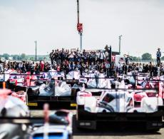 24 hours of le Mans Official Test Entry List
