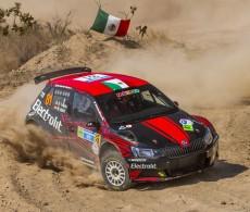 FIA NACAM Rally Mexico - R. Trivino / M. Marti