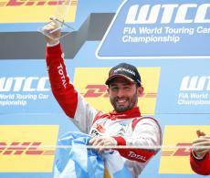 López lands Nordschleife WTCC win double