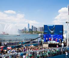 FIA, Formula E, New York City ePrix, 2017