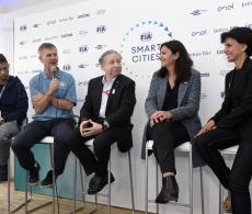 smart cities, road safety, paris eprix