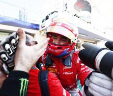 F2, Formula 2, Race of Abu Dhabi F2