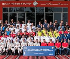 bahrain, WDR, road safety, WEC
