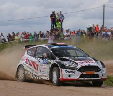 ERC Czech Rally Zlin